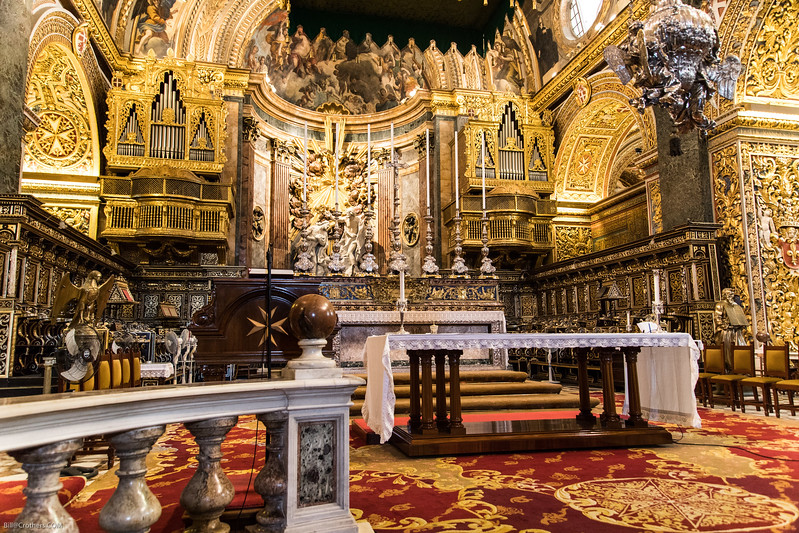 Cathedral of St. John, Valetta