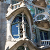 Casa Battlo in Barcelona (Gaudi)