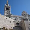 Basilique Notre Dame del La Garde, Marseille