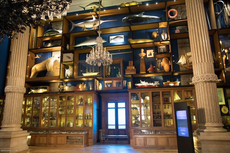Musee de Oceanographique de Monaco