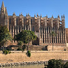 Cathedral in Palma, Mallorca