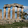 Ancient Corinth, Temple of Apollo
