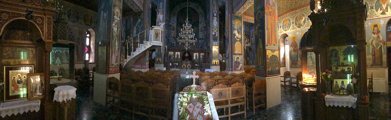 Orthodox church in Agios Niklaous