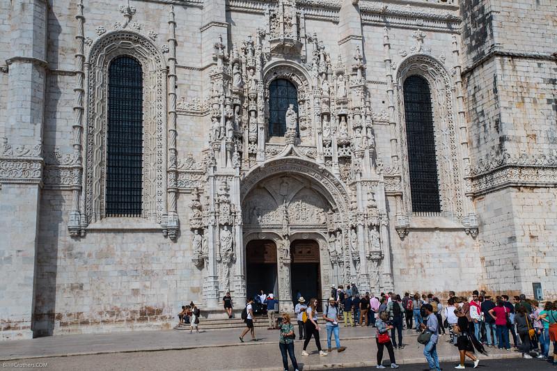 Jerónimos Monastery, Lisbon