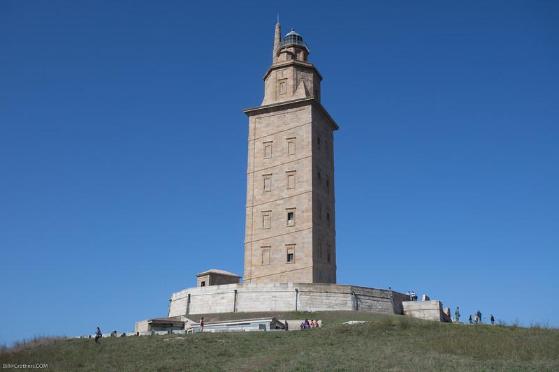 Torre de Hercules, A Coruña, Spain