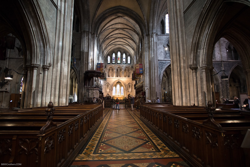 St. Patrick's Cathedral, Dubliln