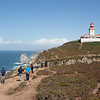 Cabo de Roca, Western most point in Europe