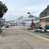 Falmouth docks, England