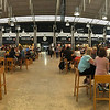 Time Out food market. Lisbon