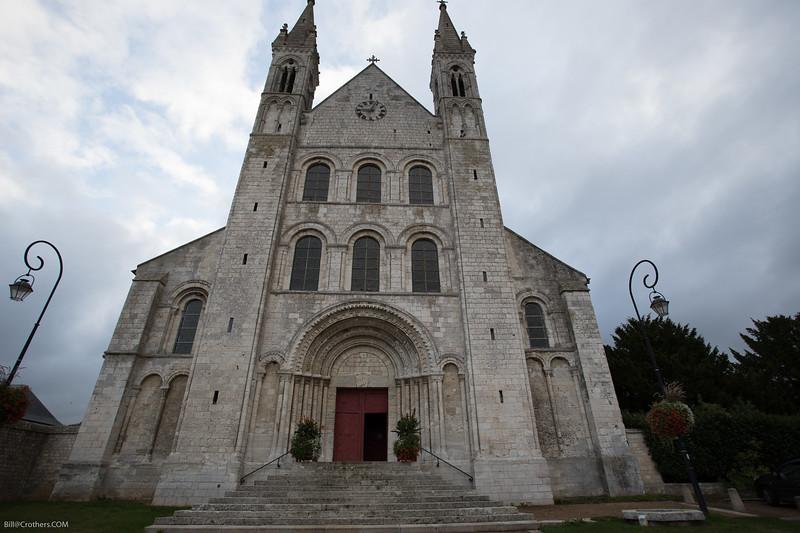 Saint Georges de Boscherville Abbey