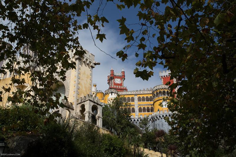 Sintra Castle, Portugal