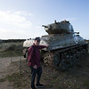 Museum at Utah Beach. M4 Sherman