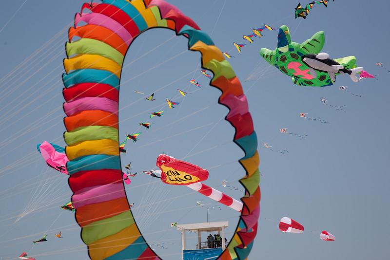 International kite contest at Vung Tau