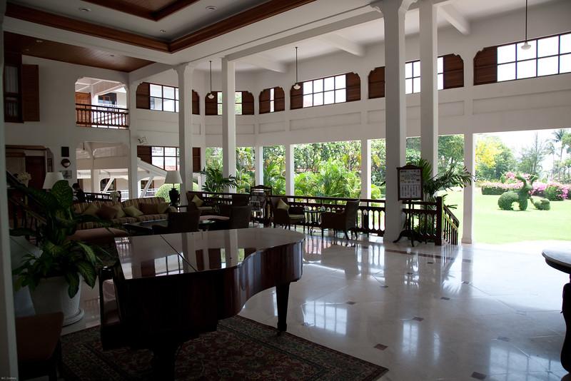 Soffitel resort at Hua Hin Thailand (now Centara)