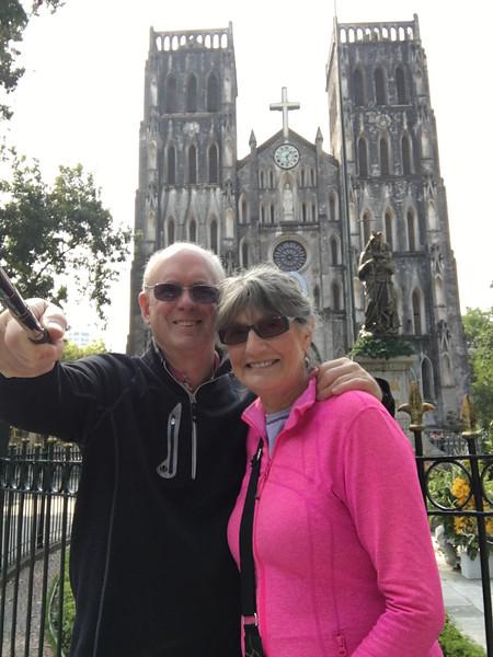 Hanoi, catholic church