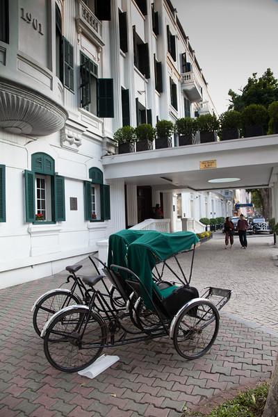 Hanoi Metropole Hotel built in 1901