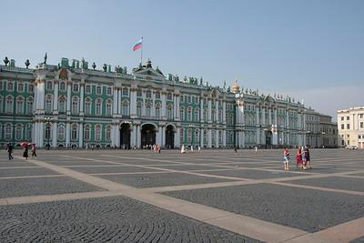 2010 -  L'Ermitage - St Petersburg