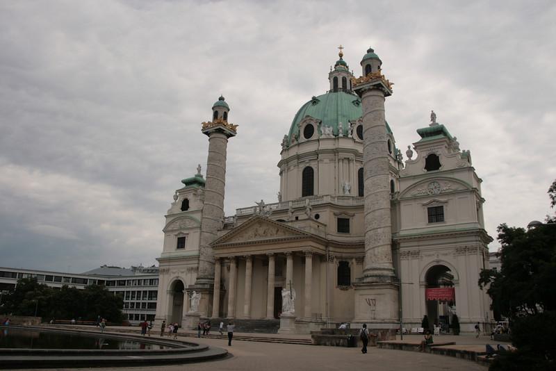 2009 - Wien - KarlsKirche