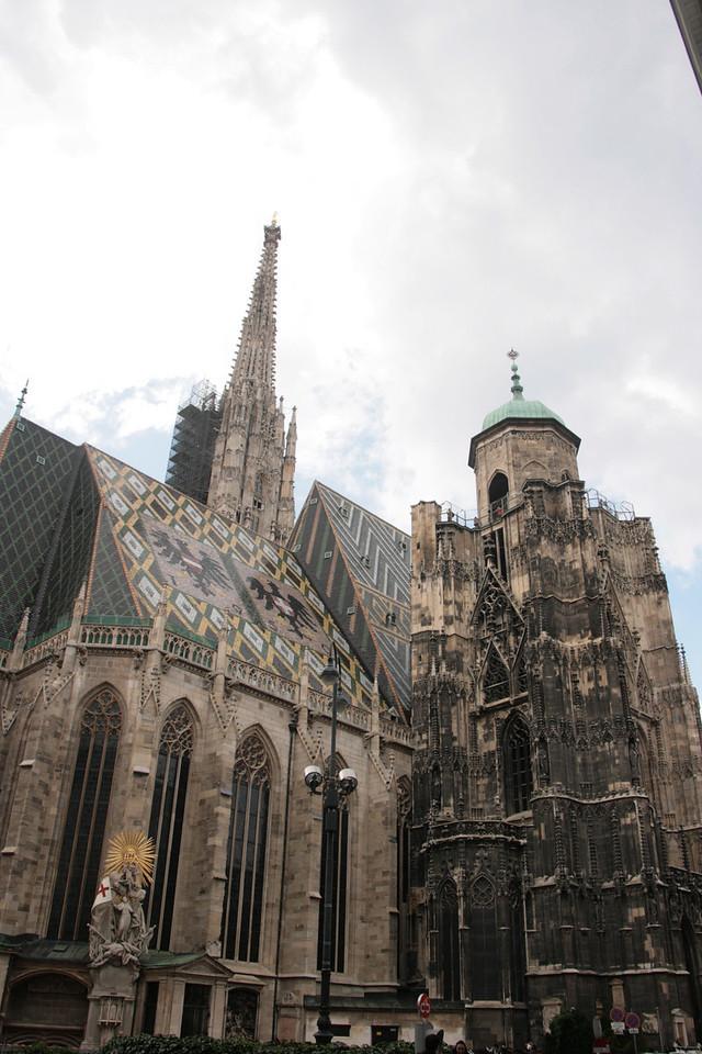 2009 - Wien - Stephansdom