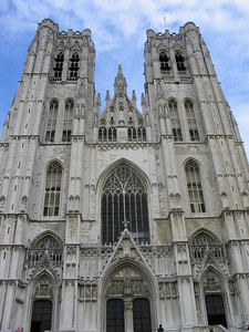 2006 - St Gudula - Brussels