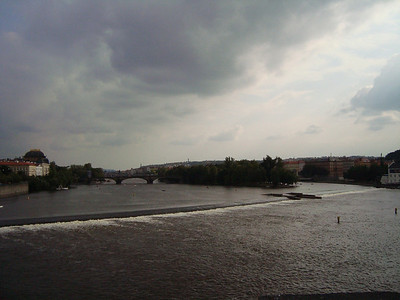 2009 - Moldava, Praha