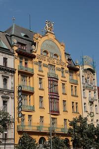 2009 - Grand Hotel Europa, Praha