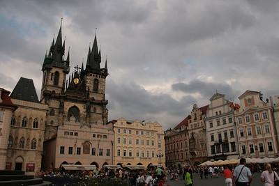 2009 - Kostel Panny Marie Pred Tynem, Praha