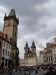 2009 - Staromestské námestí, Praha