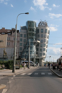 2009 - Tancici dum, Praha