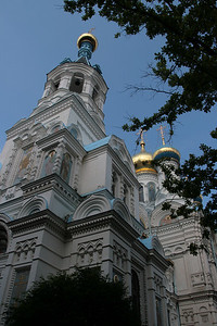 2009 - Karlovy Vary - Orthodox Church of St. Peter and Paul