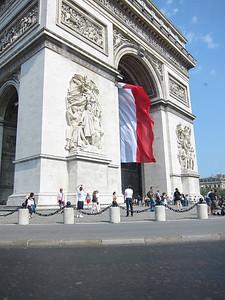 2011 - Paris - Arc de Triomphe