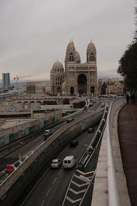 2009 - Marseille - La Cathedrale de la Major