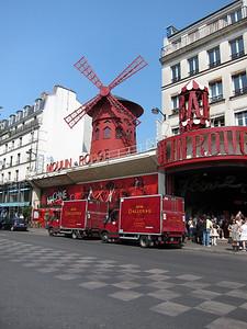 2011 - Paris - Moline Rouge
