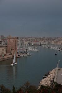 2009 - Marseille - Vieux Port