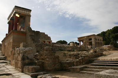 2009 - Crete - Knossos Palace