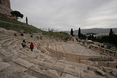 2009 - Athens - Theatre of Dionysis