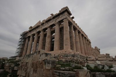 2009 - Athens - Parthenon