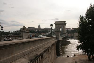 2009 - Budapest - Széchenyi bridge