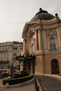 2009 - Budapest - Theatre