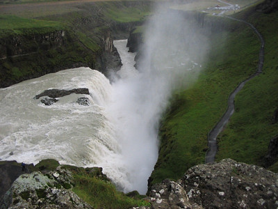 2005 - Iceland, Gullfoss