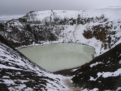 2005 - Iceland, Askja