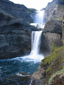 2005 - Iceland, Ófærufoss