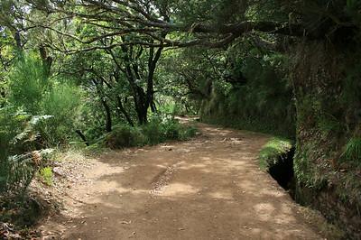 2007 - Madeira, 25 Fontes and Cascada da Risco