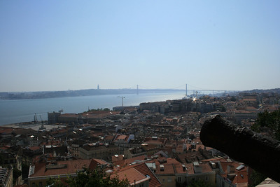 2007 - Lisboa from S. Jorge´s Castle