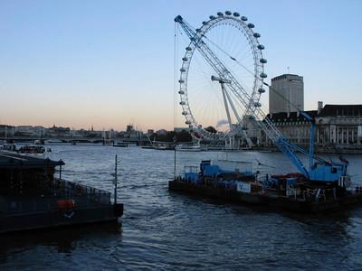 2007 - London's Eye