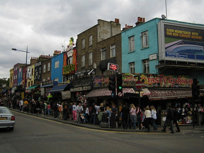 2005 - Camden Town - London