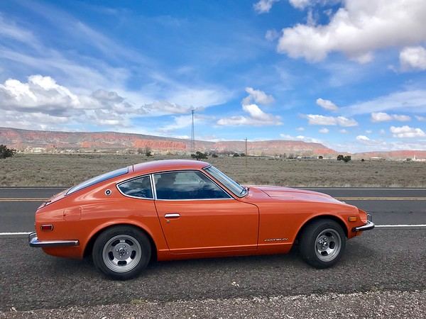 4-17-19 Datsun in NM Driving Home IMG_2384