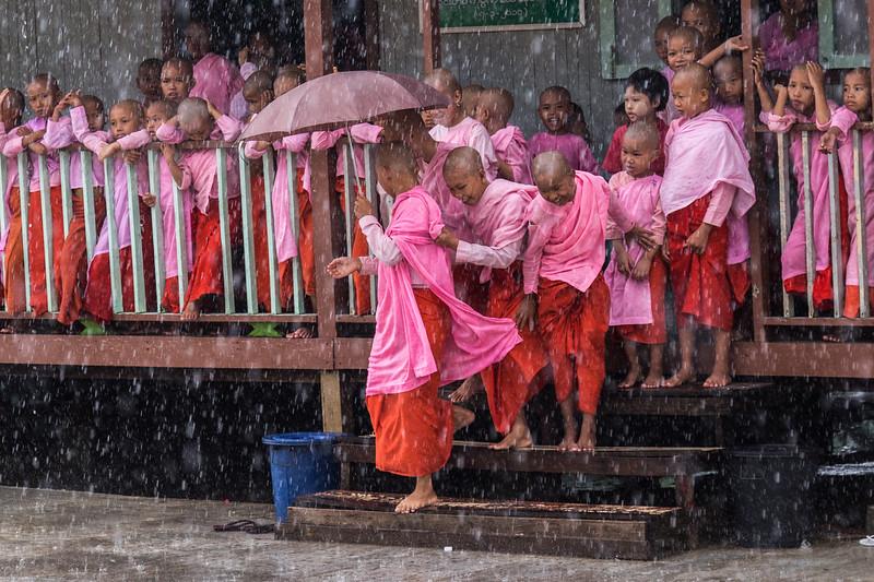 Braving the Monsoon