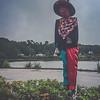 2016 Mahone Bay Scarecrow Festival // Mahone Bay, Nova Scotia // Canada //iPhone6Plus photo