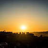 Sunset Hot Air Balloon Ride | 2015 | San Diego, California